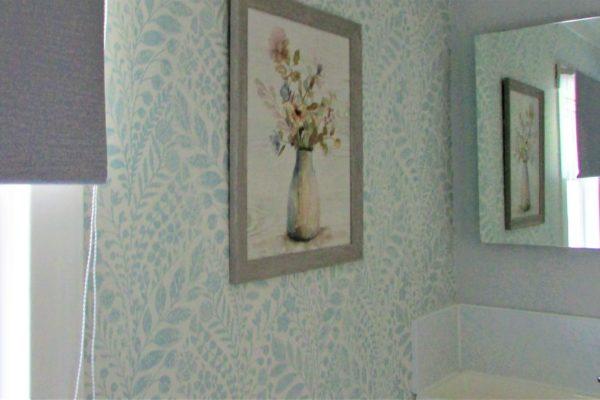 Family en-site shower room